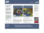 Velkommen til LKF Vejmarkering AS - præcise vejmarkeringer i 50 år