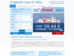 traghetti Traghetti Isola d Elba - Prenotazione traghetti e biglietteria online