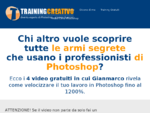 Video Tutorial di Photoshop | Training Creativo