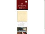 Gérard LESERRE traiteur dans le VAR vers FREJUS- Domaine des Lys - Salle de réception à St Aygulf (