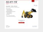 Kaevetööd, ekskavaatori, traktori rent Tallinnas  
