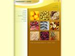 Handelsagentur Transagent: Lebensmittel, Konserven, Trockenfrüchte und Nüsse