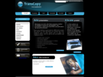 TRANSCOPY - impression numerique - impression grand format - reprographie - photocopies - reproducti