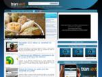 Transeet. fr Actualites techno, sport, tele, jeux video
