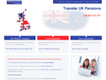 Home of the UK Pension Transfers | Transfer UK Pensions