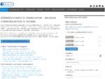 Käännöstoimisto Translatum | Käännöspalvelut kaikille kielille