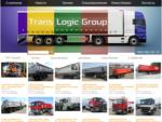 ТрансЛоджикГрупп - продажа грузовых полуприцепов, рефрижераторов, изотермических, щеповозов, лом