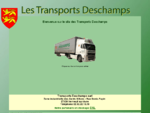 Verneuil sur Avre, transports routiers Deschamps, transports 27, eure, normandie, stockage, ag