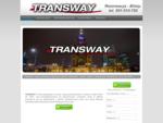 TRANSWAY Usługi Przewozowe - TRANSWAY