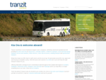 Bus and Coach transport NZ wide - Tranzit Coachlines