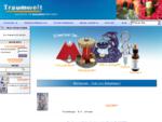 Traumwelt.at - Online Shop für Geschenke, Duftöle, Kerzen, Räucherstäbchen, ...