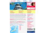 Япония. Организуем туры в Японию - Токио, Саппоро, Осака, Йокогама, Киото, Кобе, Нагоя. Отел