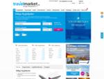 Travelmarket Jämför priser från 1000 olika resesidor