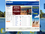 Travelpack | Cheap Flights, Hotels, Car Hire and Tailor Made Holidays