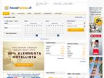 Varaa edulliset lentomatkat, hotellit, tilauslennot ja vuokra-autot TravelPartnerilta