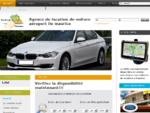 Location de voitures Ile Maurice - Hyundai Atos, Hyundai Getz, Hyundai Accent - Accueil