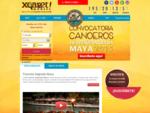 Vive la Gran Travesia Sagrada Maya en el parque Xcaret - Cancàºn-Riviera Maya-Cozumel - Mayo 2013