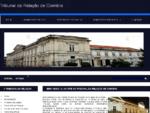 Bem vindo ao site do Tribunal da Relação de Coimbra