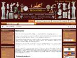 Treasures Art Online Shop | Greek Souvenirs, Greek Gifts