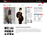 TREND HUNTER - 1 in Trends, 2013 Trend Reports, Fashion Trends, Tech, Style, Design Pop Cultur