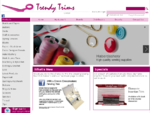 New Zealands leading Wholesaler of quality sewing and craft supplies since 1977-Trendy T