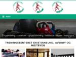Velkommen til Treningssenteret Kristiansund og Averøy - Treningssenteret