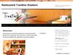 Restaurant Trentino Riezlern, Kleinwalsertal