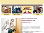 SECON Treppenlifte und Aufzüge  · Der beliebte Treppenlift - passend für gerade und gewendel