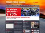 Trevor Pierce Yamaha | Canterbury's Motorcycle Destination Store