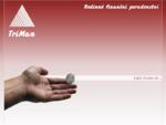 TriMan - rodinné finanční poradenství