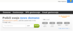 Trinity | Windows Linux spletno gostovanje, Registracija domen, Thawte SSL certifikati, ...