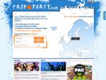 Con Trip4Party. com trovi le feste migliori e la gente più cool con cui viverle.
