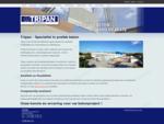 Tripan, Uw specialist in prefab beton uit Limburg, Belgie | home