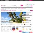 Aktuelle Infos zu Reisen und Urlaub, Hotels und Flügen