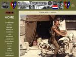 Deze website gaat over de Nederlandse leger Triumph 3TA uit 1967