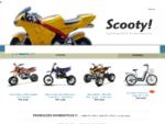 Scooty - Trotinetes e Minimotos Mini-motas