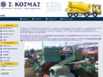 Αρχική | Trucks Parts , Μεταχειρισμένα οχήματα , μπετονιέρες , δομικά μηχανήματα , αντλίες ...