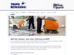 Trupo Reinigung GmbH - Gebäudereinigungen in Zürich für Unternehmen und Privat, Wehntalerstrasse 44