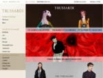 Trussardi. com Online Store – Luxury fashion made in Italy