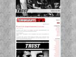 TRUST FANZINE the german online resource for Hardcore, Punkrock, Emo