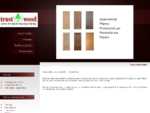 Trust Wood - Εσωτερικές πόρτες, θωρακισμένες πόρτες ασφαλείας, χειροποίητες πόρτες. Ειδικές ...