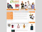 Personalised T Shirts, T Shirt Printer, Printed T Shirts - T-Shirt Choice