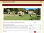 Toscana Servizi Immobiliari Cortona Real Estate Agency