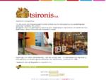 ===== TSIRONIS. GR =====