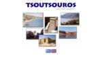 The village of Tsoutsouros, Crete, Greece