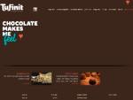 שוקולד, שוקולדים - תופינית
