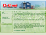 De Groot tuin en parkmachines Deurne uw tuinmachine specialist, dealer van Husqvarna, Stihl, Sabo