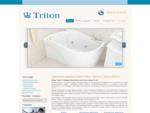 Акриловые ванны, гидромассажные ванны Triton   Тритон  в Тула и Тульской области