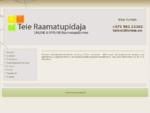 Tulem. ee - Kvaliteetne raamatupidamisteenus - Majandusaasta aruanne, Asjatundlik abi
