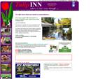 The Tulip Inn in Huntsville Muskoka Ontario near Arrowhead Park, Canada